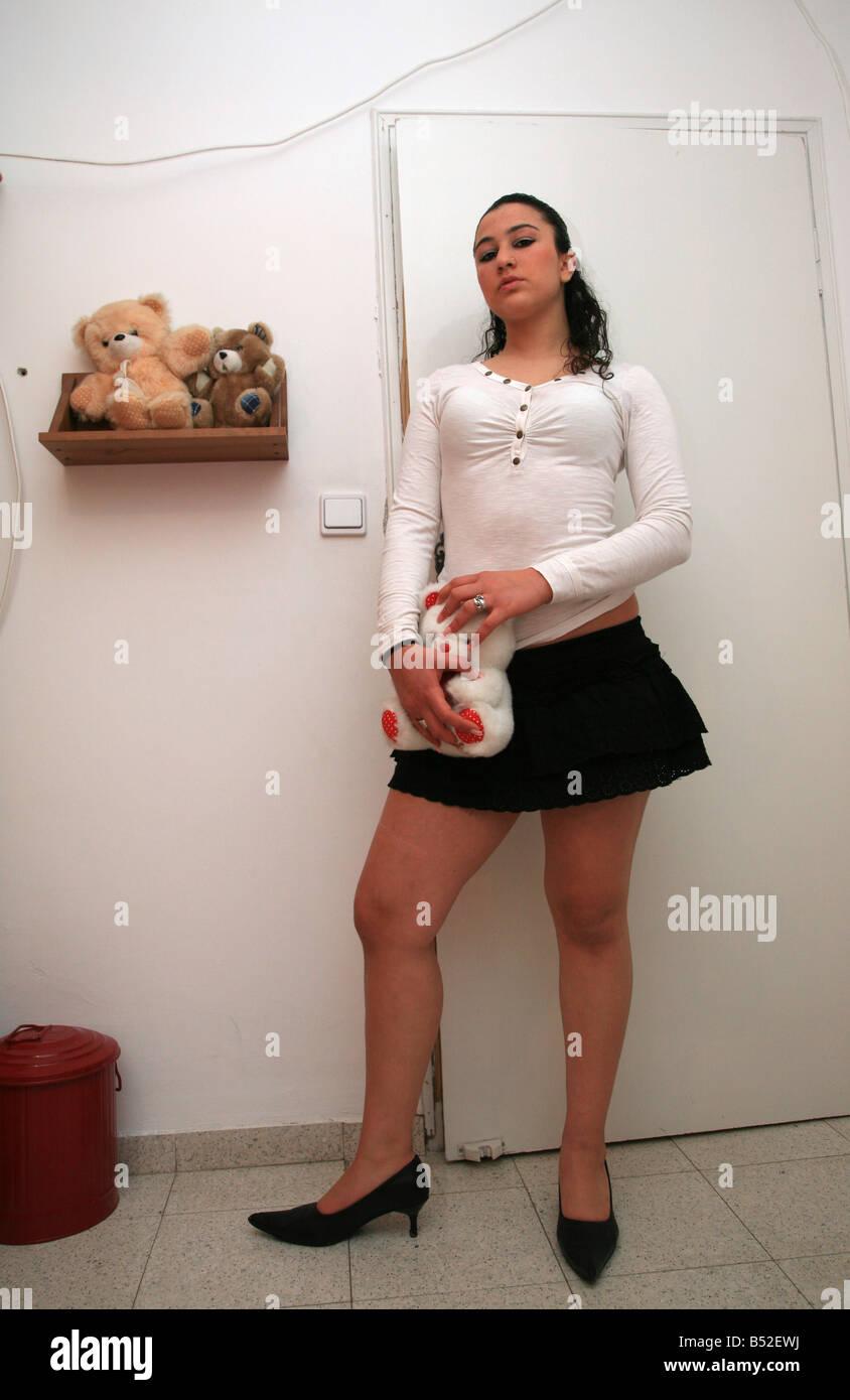 High Mini Skirt 92