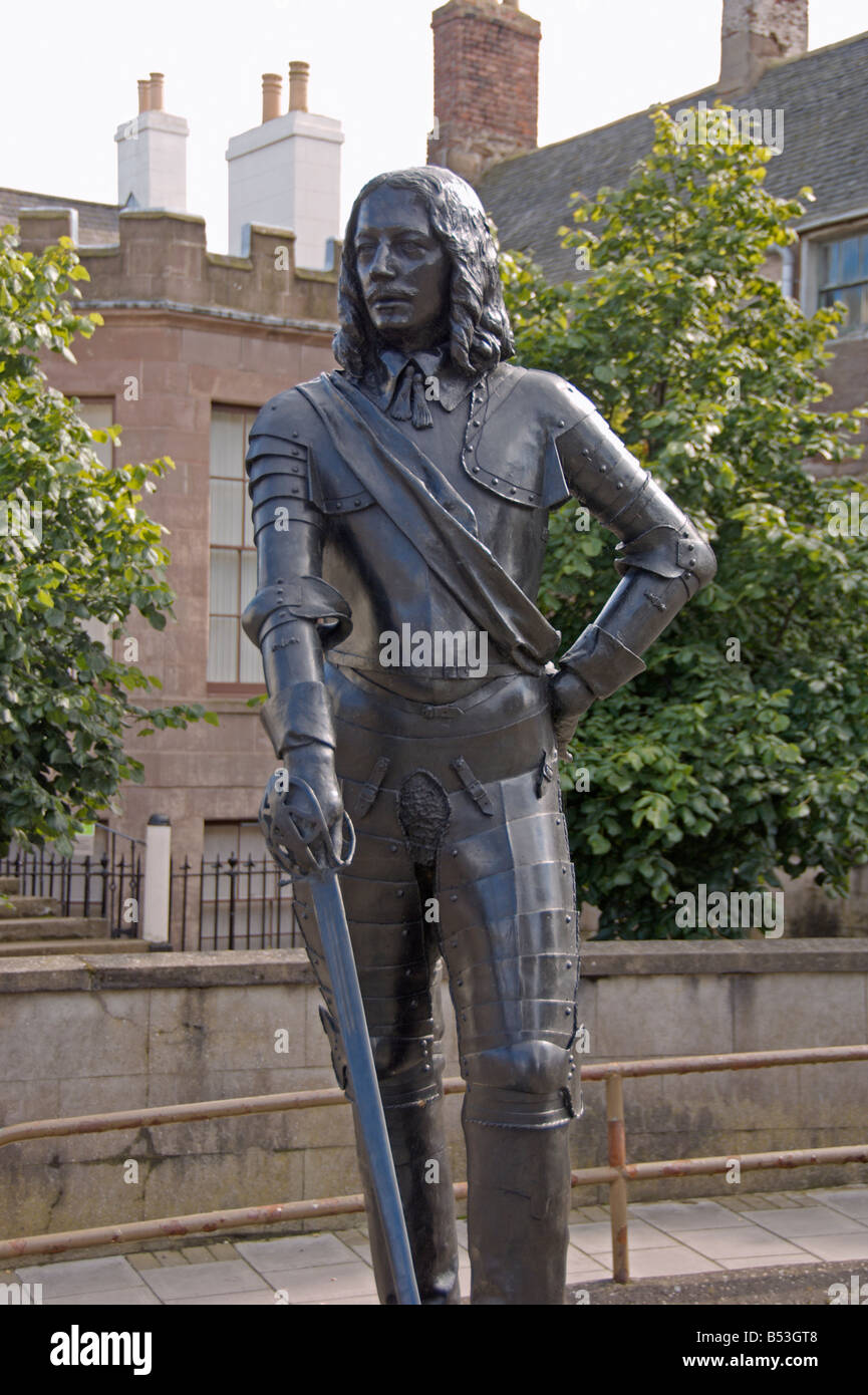 James graham first marquis of montrose sculpture statue