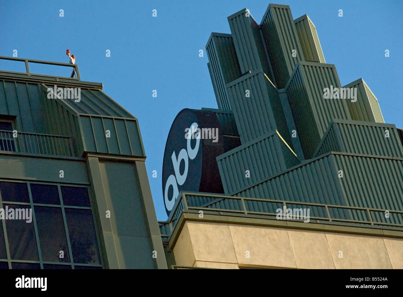 American broadcasting company abc american television network american broadcasting company abc american television network building burbank ca adjacent to the walt disney studios biocorpaavc Choice Image