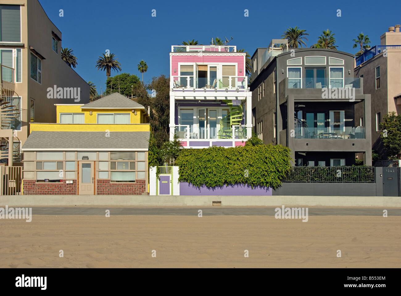 Santa monica ca beach bay city gold coast houses north for House sitting santa monica