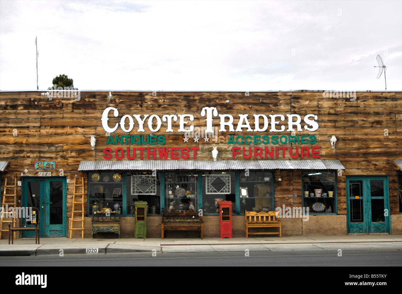 Coyote Traders, Mexican Styled Furniture Store In Las Cruces, New Mexico