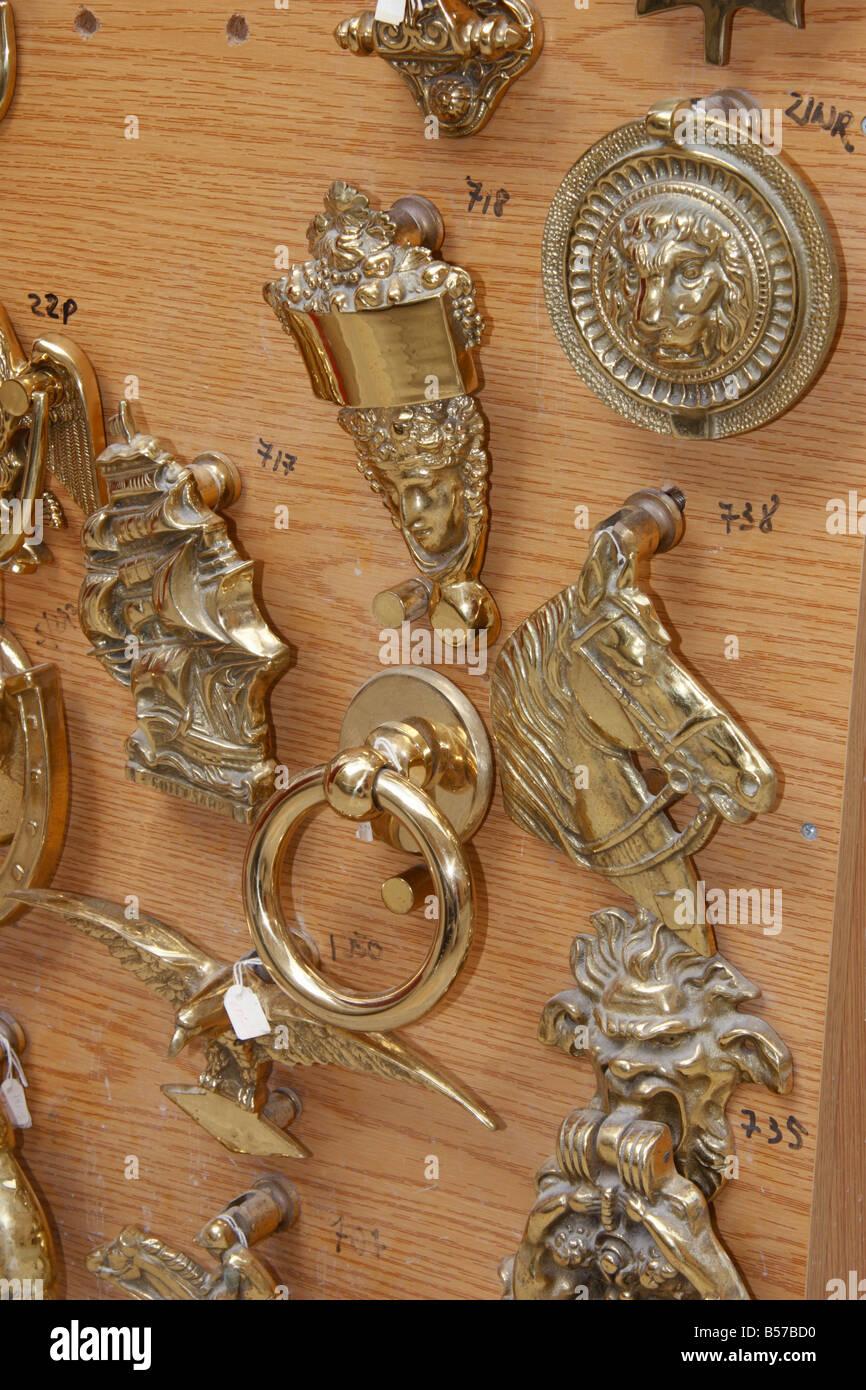 Traditional maltese brass door knockers for sale mdina malta stock photo royalty free image - Turtle door knocker ...