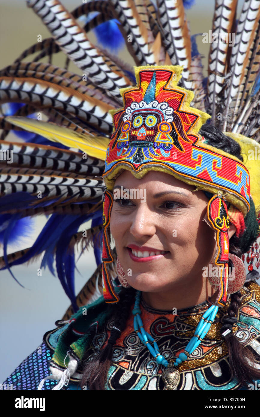 Headdress mexican summer dresses