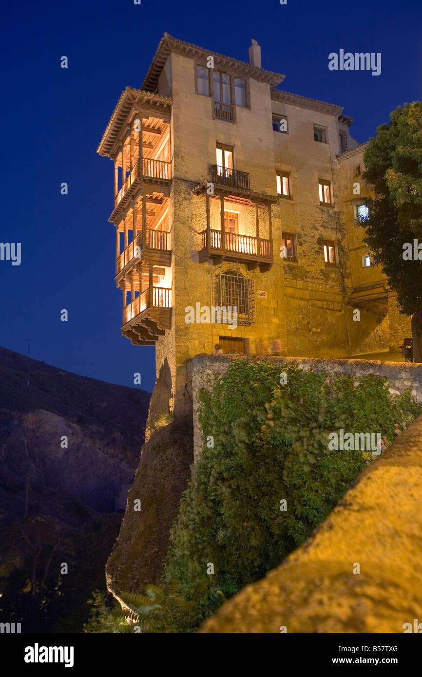 Hanging House Cuenca Castilla La Mancha Spain Europe