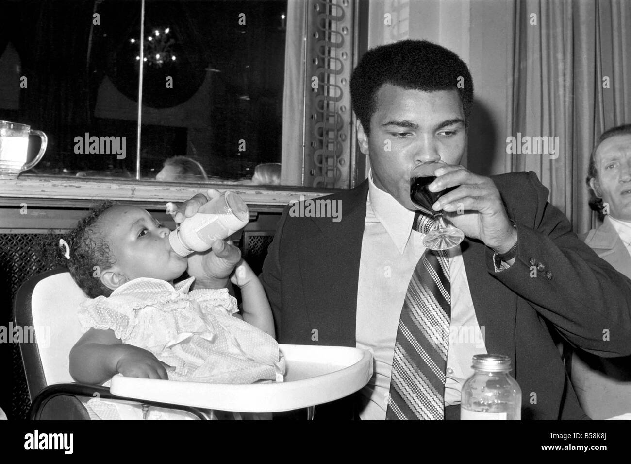 cassius clay muhammad ali First as cassius clay and then as muhammad ali, he was idolized and vilified in almost equal measure until he achieved the status of a global icon, being named sportsman of the 20th century by.