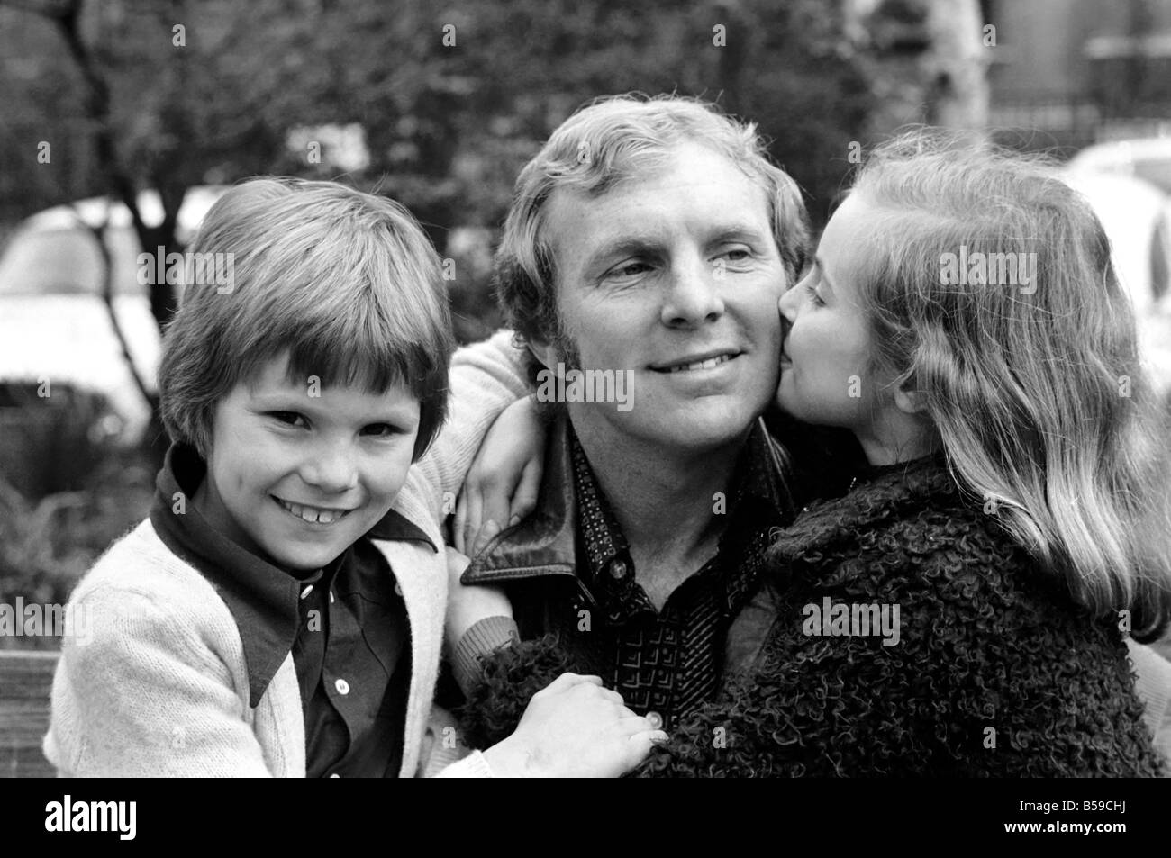 Birthday greetings for Bobby Moore the ex England Captain Bobby
