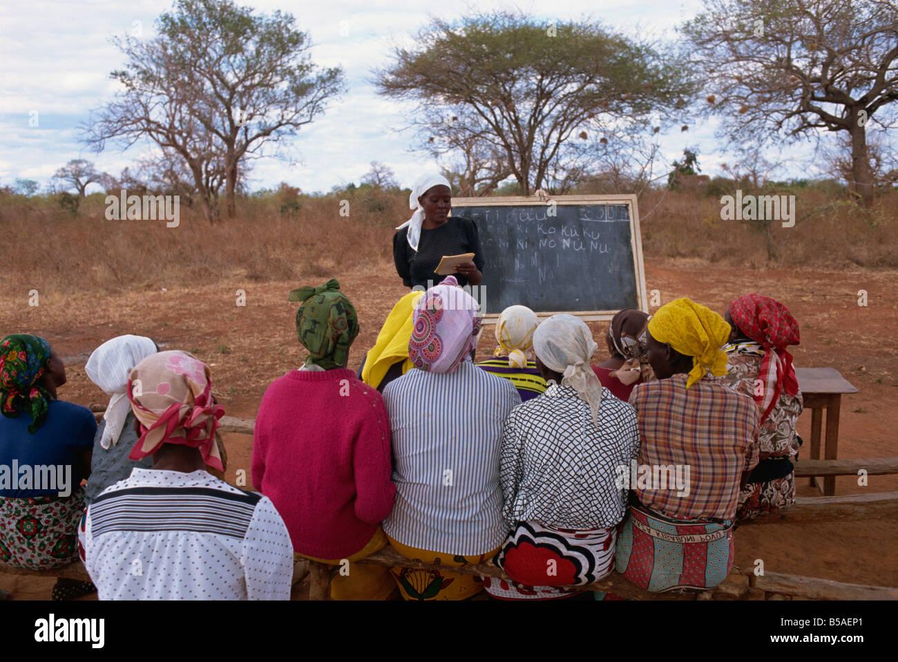 Adult Literacy Class 22