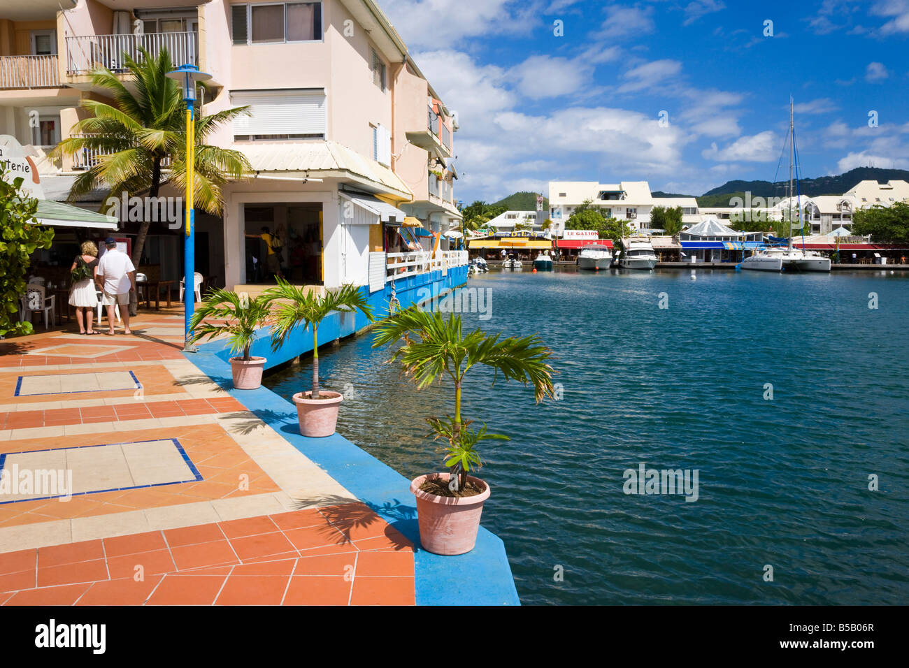 Marina port la royale in french marigot st martin - Marina port la royale marigot st martin ...