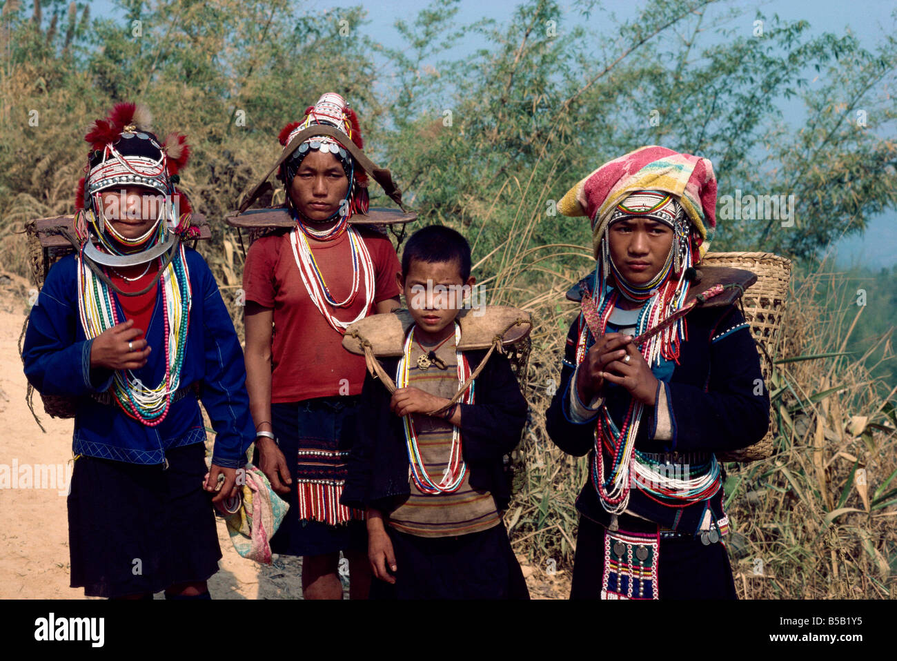 image Akha the hill tribe heaven part 2