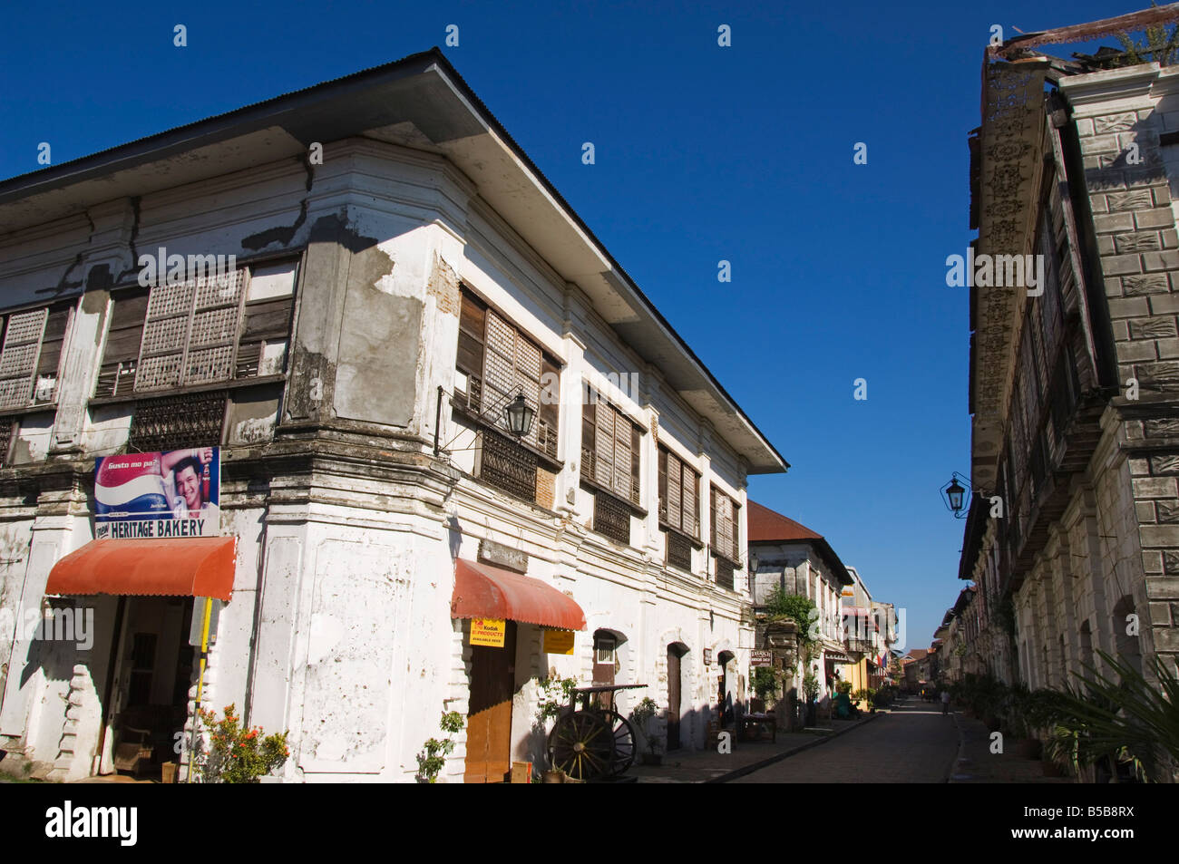Pleasing Spanish Old Town Ancestral Homes And Colonial Era Mansions Vigan Largest Home Design Picture Inspirations Pitcheantrous