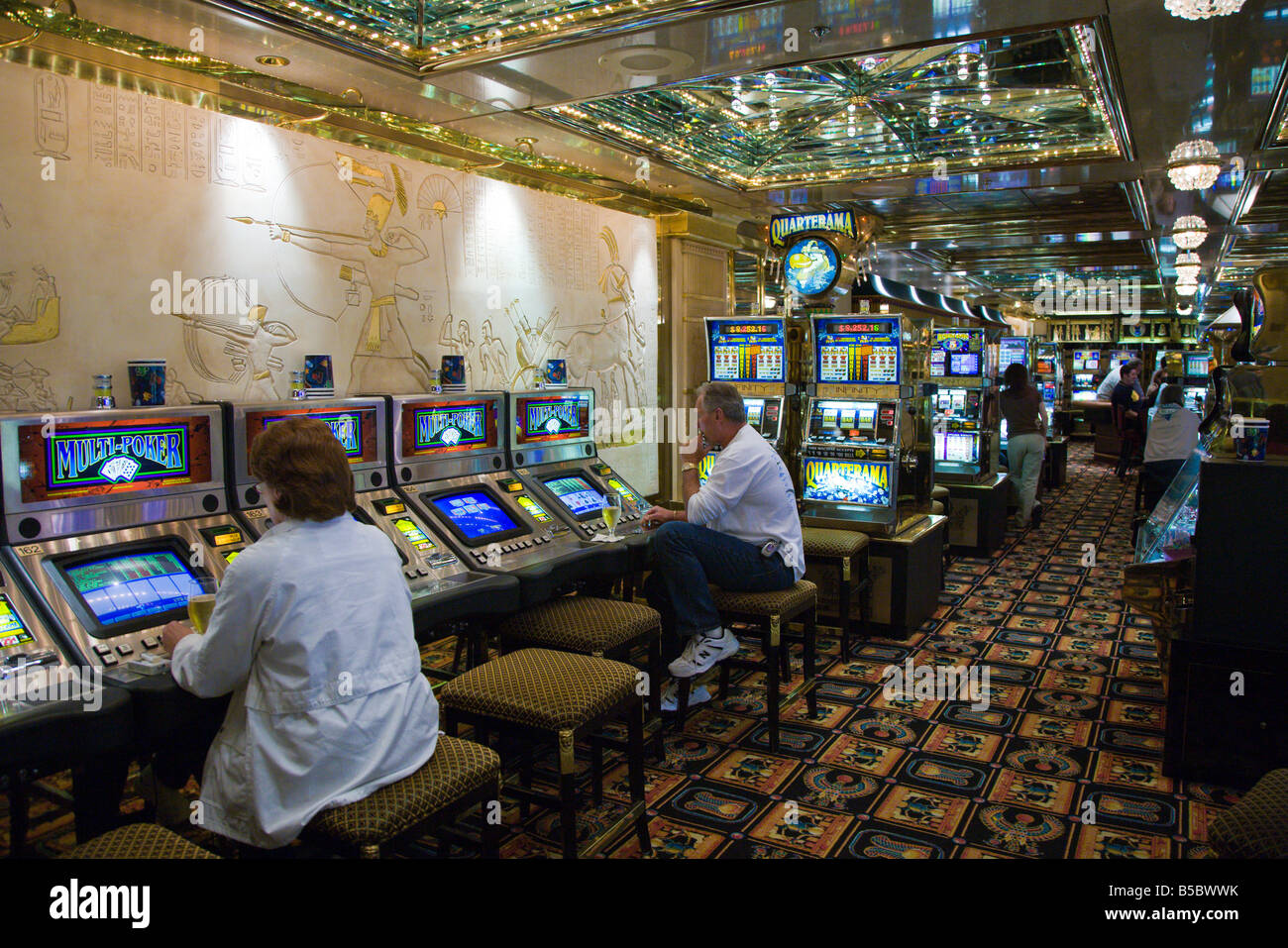 casino payouts on cruise ships