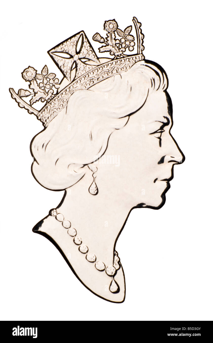 Line Drawing Of Queen Elizabeth Ii : Queen outline imgkid the image kid has it