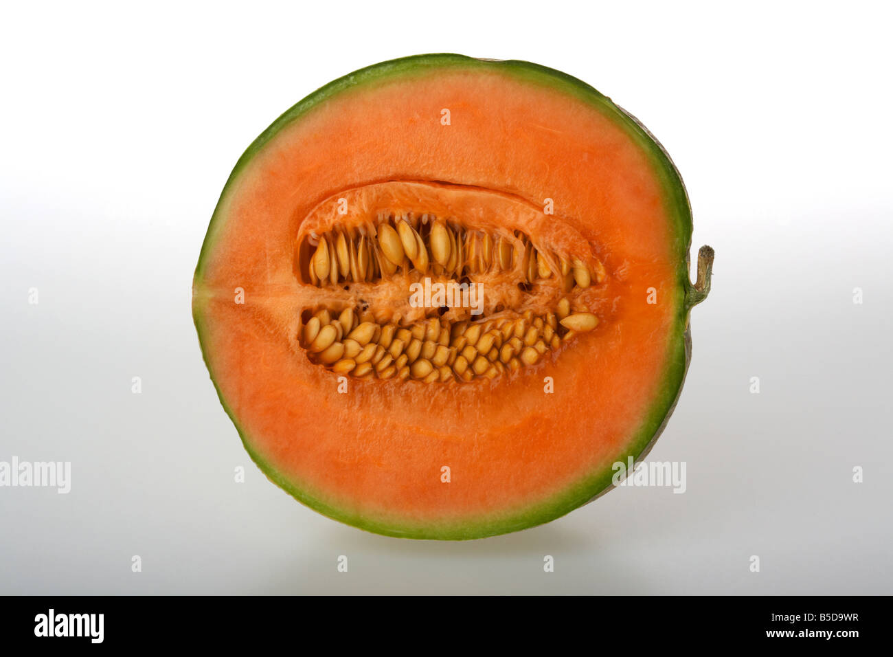 how to tell if a galia melon is ripe