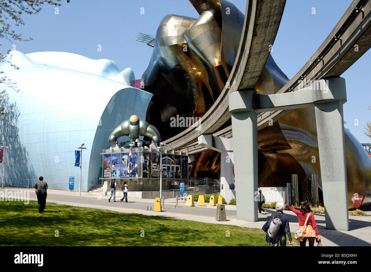 Experience Music Project The Worlds Only Handson Music Museum - Music museums in usa