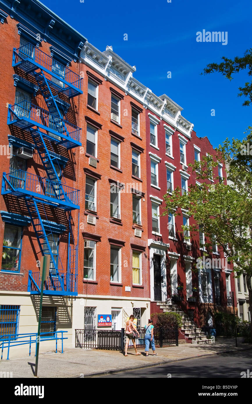 Apartments In Alphabet City, East Village, Downtown Manhattan, New York  City, New York, USA, North America