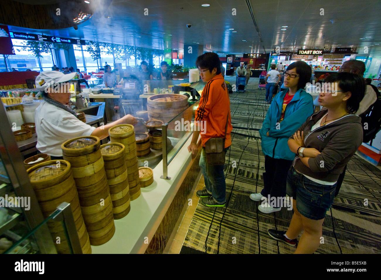 Changi Airport Chinese Food