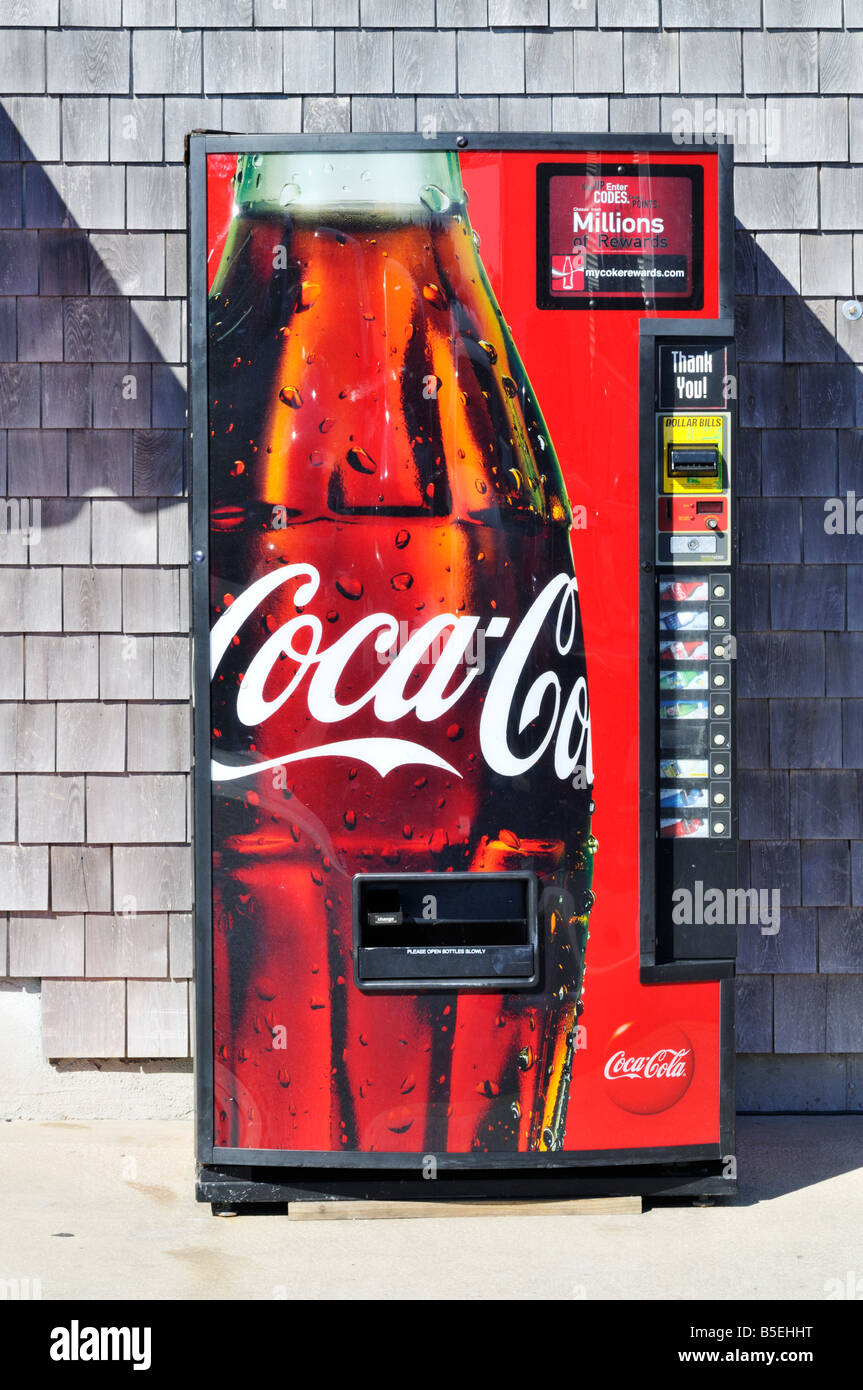 pop soda machine
