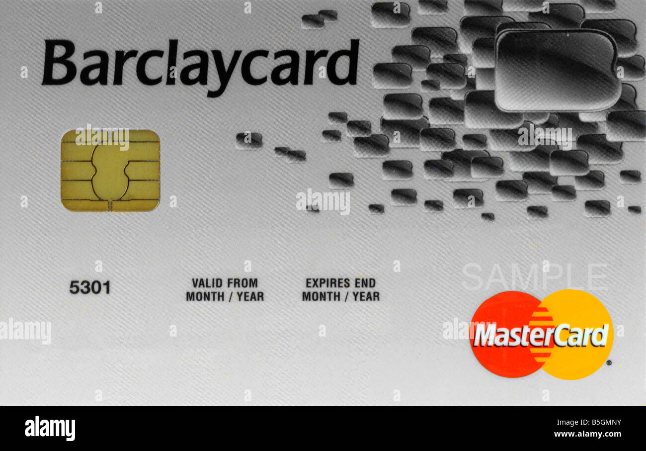 Business Credit Card Barclays Gallery - Card Design And Card Template