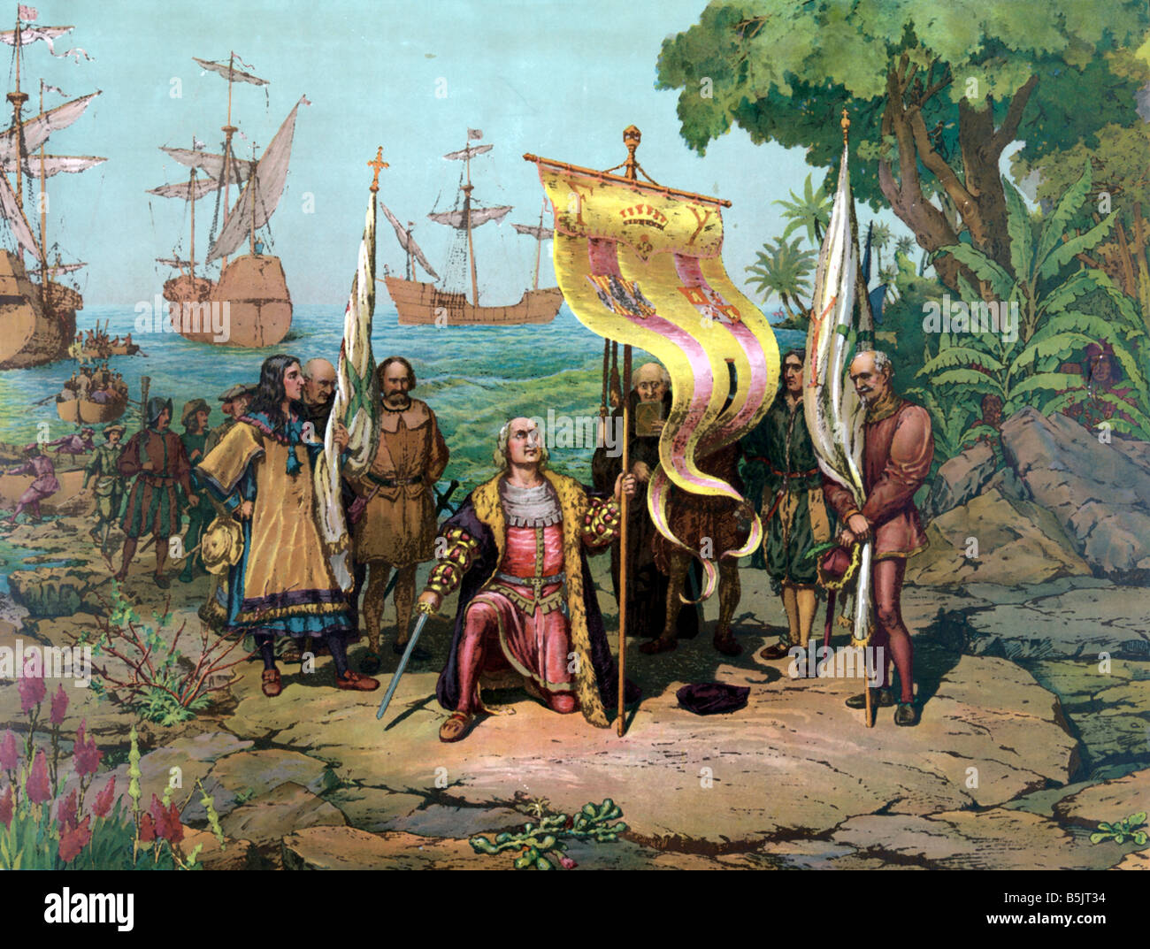 the success of england and spain in the colonization of the new world Spanish and english models of colonization england and the netherlands helped map the coast and settle the islands and coasts of the new world, spain dominated the exploration.