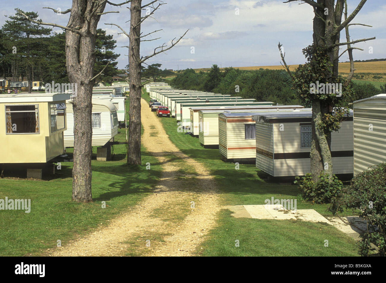 Mobile Home Park Dorset UK