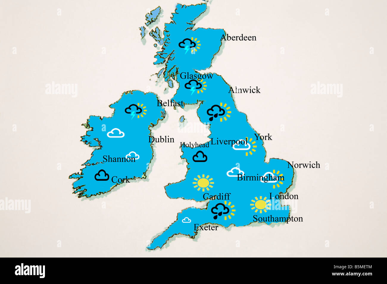 Cloud Weather Map images