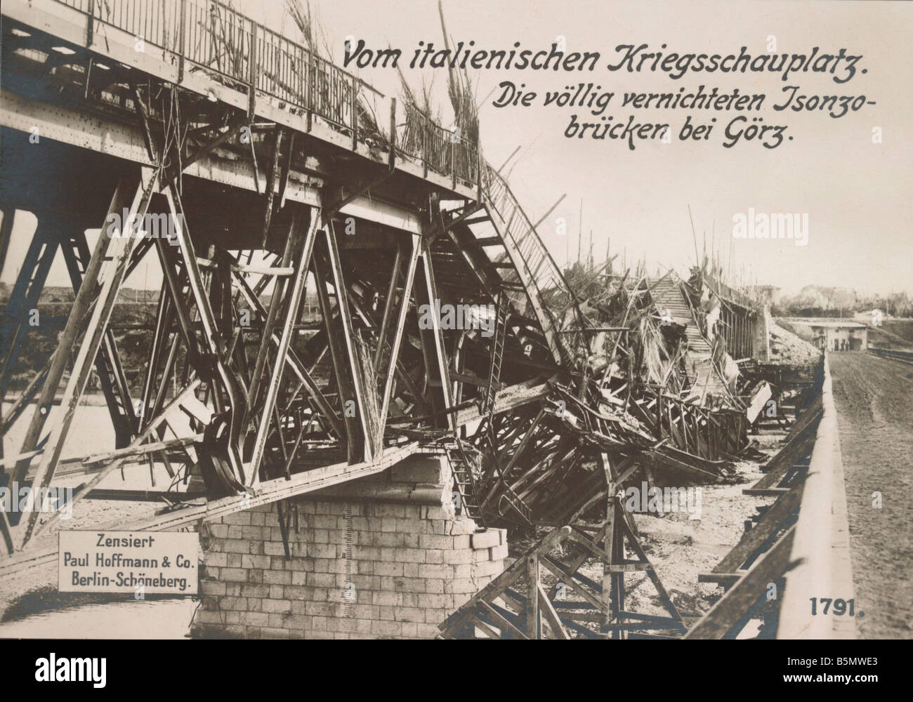9it 1915 0 0 a1 1 e ww1 italy destroyed isonzo bridges world war 1 9it 1915 0 0 a1 1 e ww1 italy destroyed isonzo bridges world war 1 italian front battles of isonzo 1915 17 after italy entered t sciox Gallery