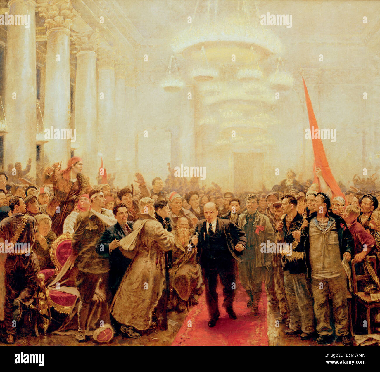 "the history of february and october revolution By october, revolution had reversed their roles, leaving the former tsar a  on  february 23, international women's day, thousands of women protested in  it  was defined by ""historical materialism,"" an idea that argued that."