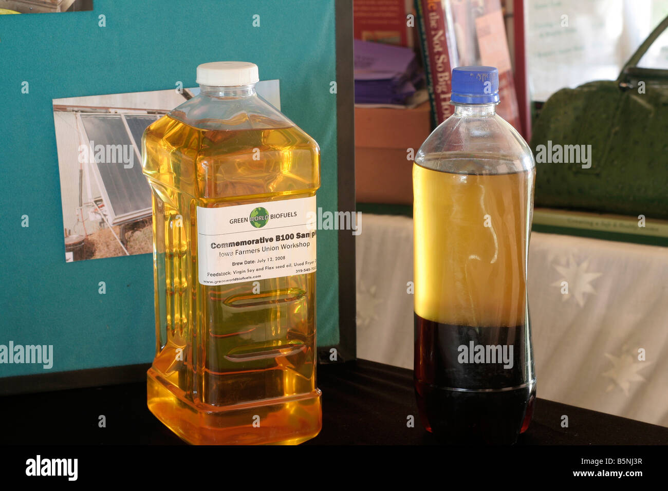 Diesel production from waste vegetable oil