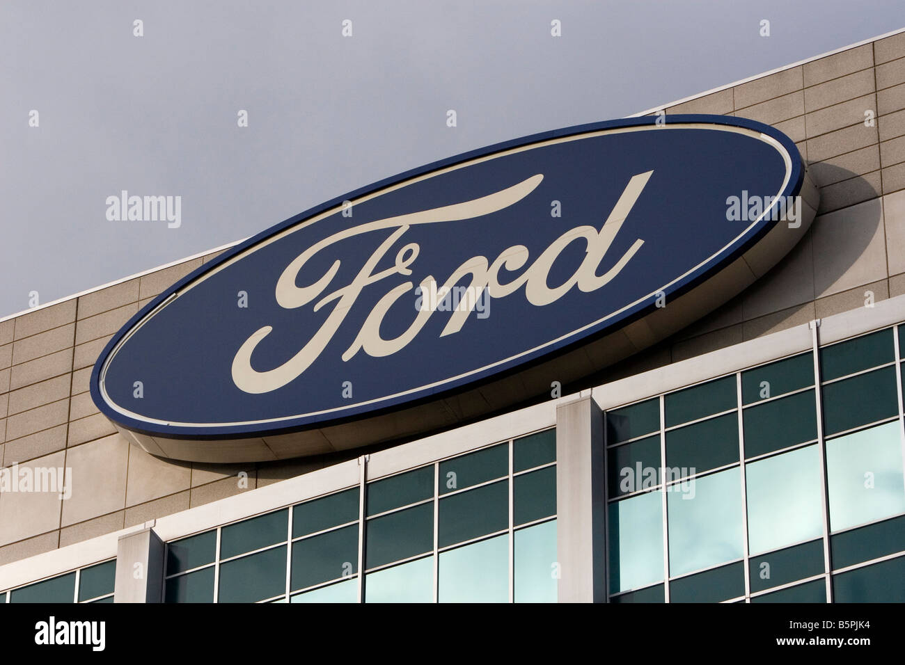 Ford motor company world headquarters in dearborn michigan for Ford motor company corporate office