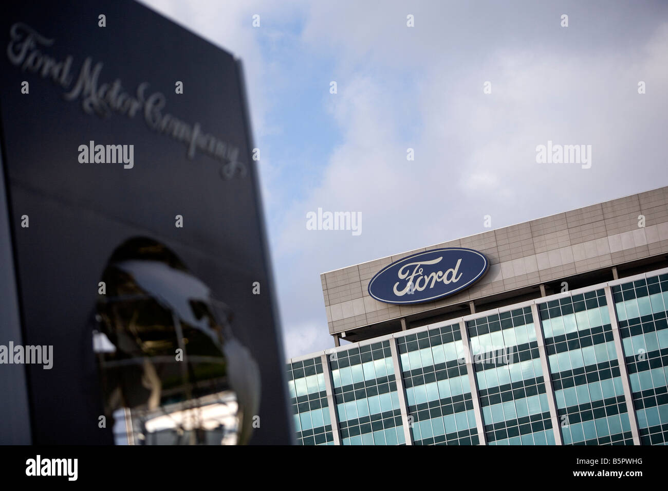 Ford motor company world headquarters in dearborn michigan for Ford motor company main office