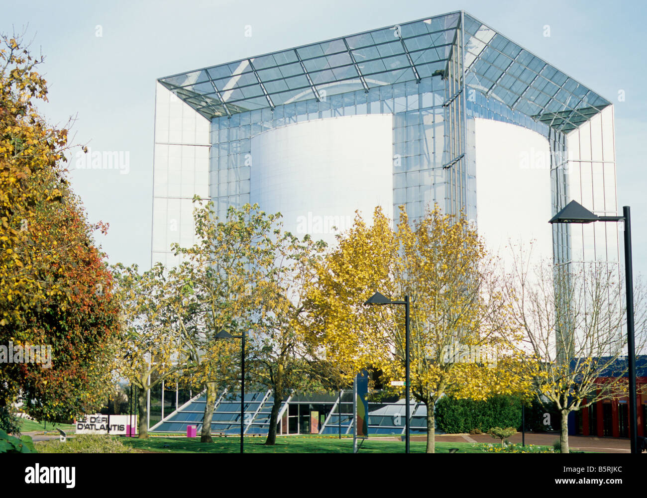 Futurology Futurist Architecture Stock Photos & Futurology ...