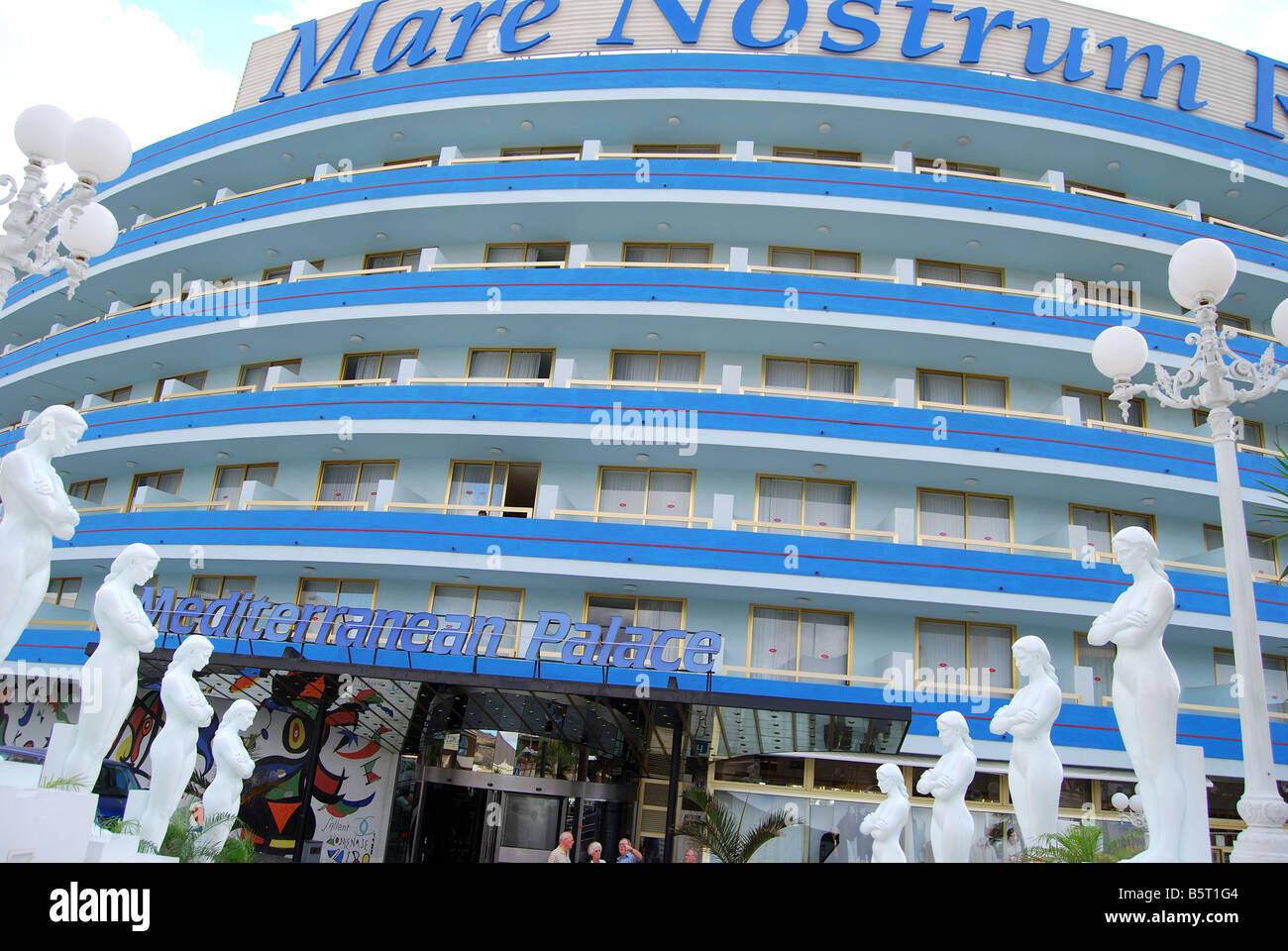 Hotel Mediterranean Palace Tenerife Playa De Las Americas