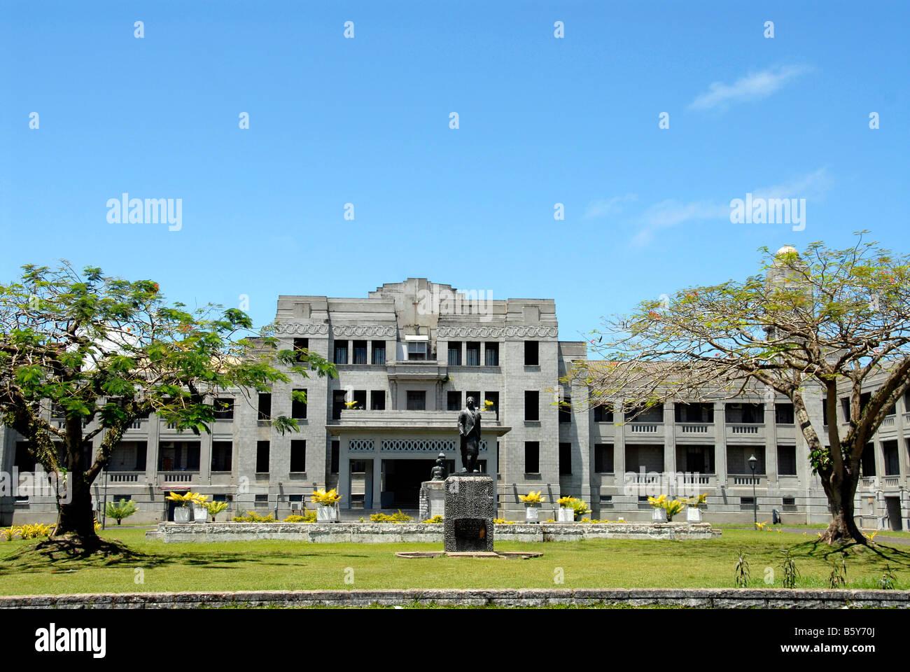 Government House Suva Fiji Stock Photo Royalty Free Image