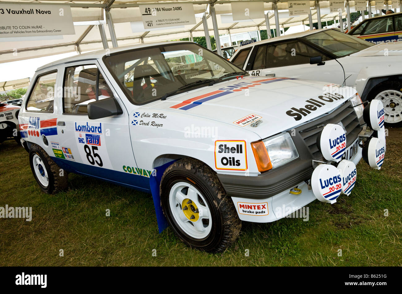 Vauxhall Nova Stock Photos & Vauxhall Nova Stock Images - Alamy