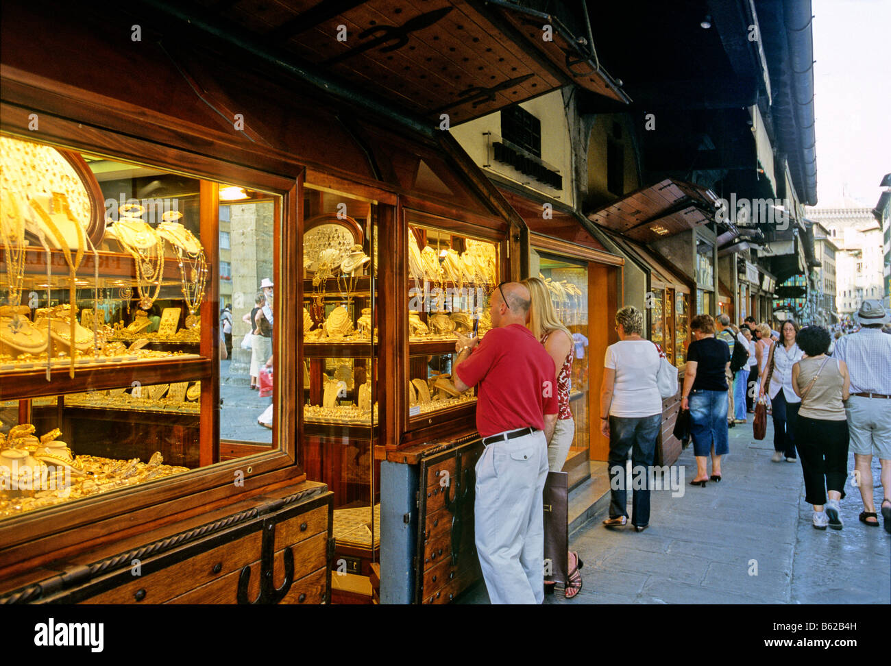 jewelry stores at ponte vecchio florence firenze
