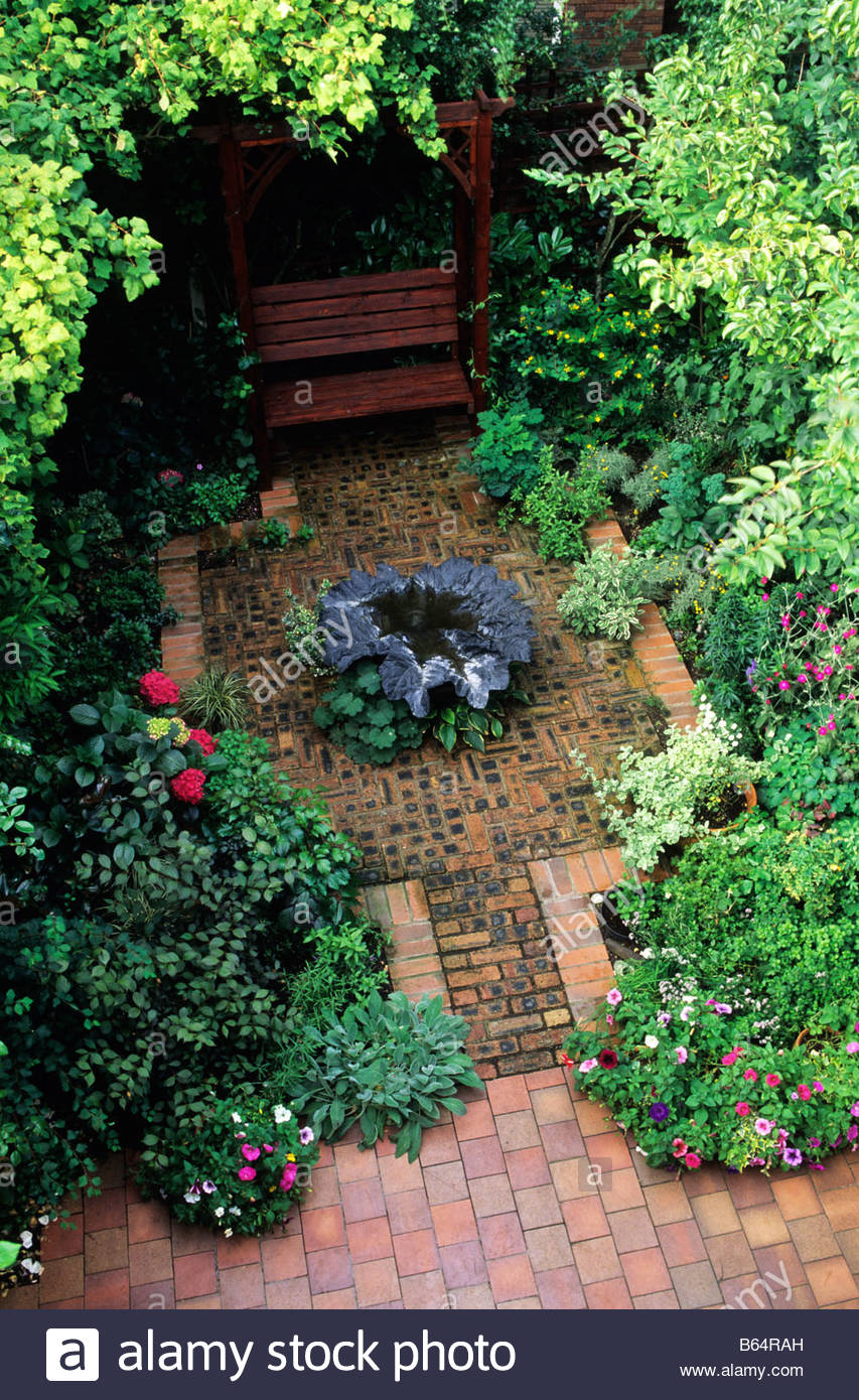 Garden Design Manchester private garden manchester design alan titchmarsh overview of small