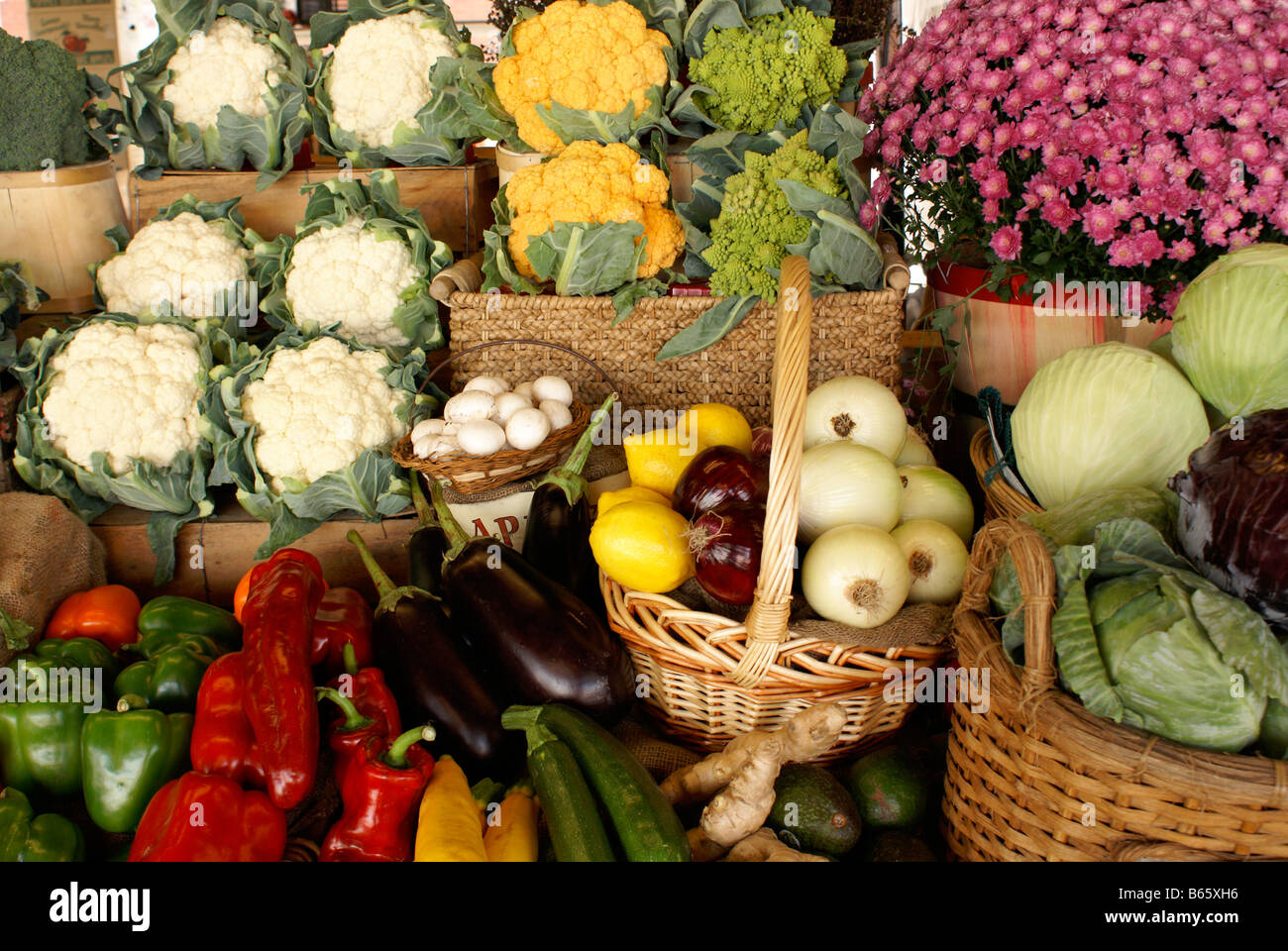 baskets-of-fresh-vegetables-for-sale-in-