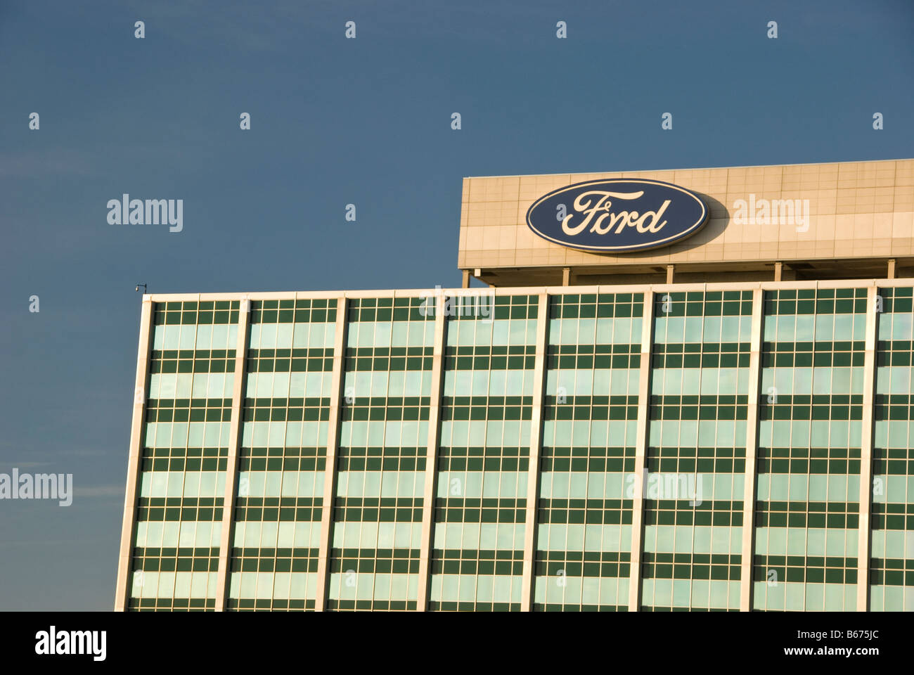 Ford motor company world headquarters dearborn michigan for Ford motor company corporate office