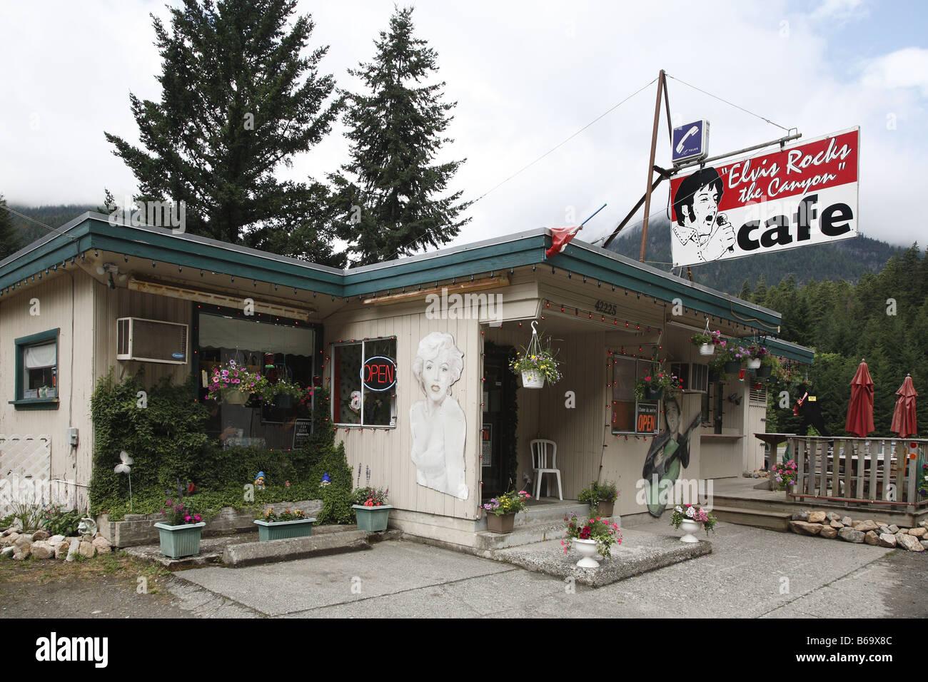 Canyon Alpine Restaurant Boston Bar Bc