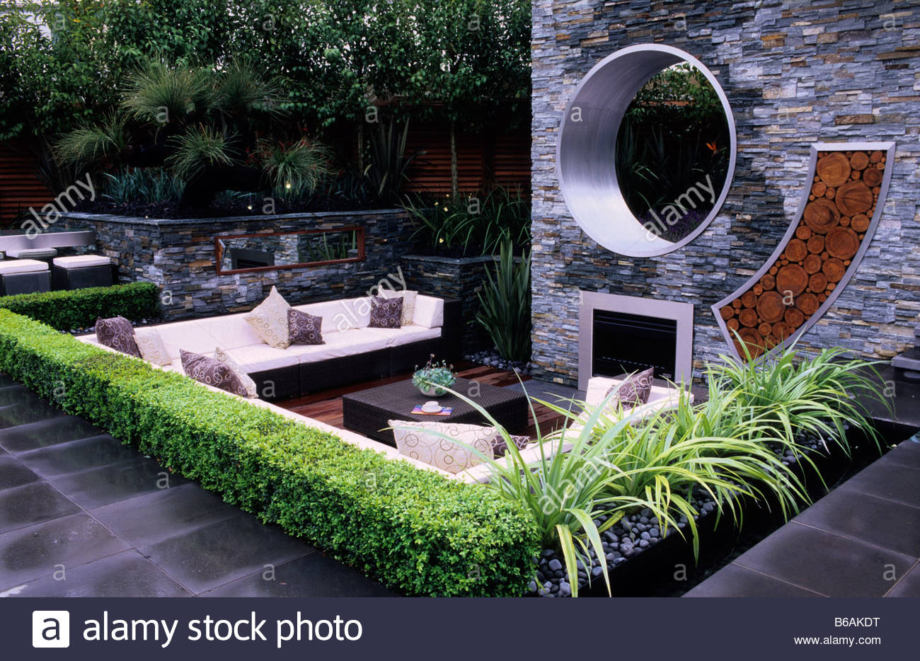 Contemporary Australian Garden Design waternomicsus