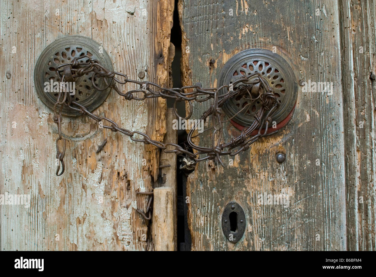 very old door handle and lock Stock Photo, Royalty Free Image ...