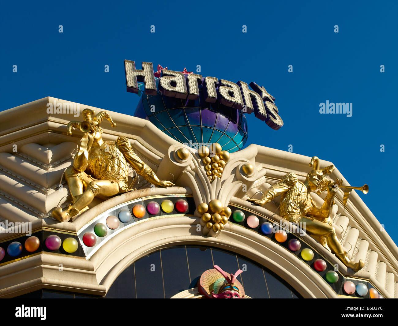 Harrahs on the strip #7