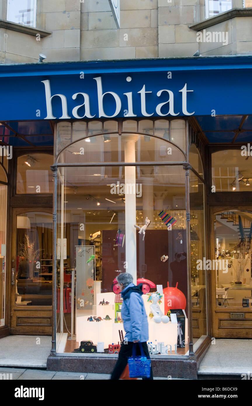 Habitat Furniture Shop Retail Retailer Lifestyle Interior