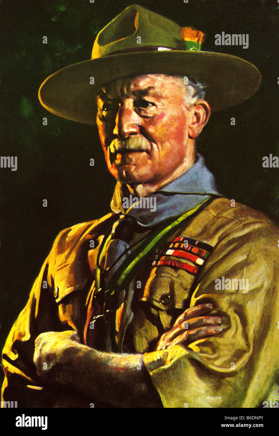 lord robert baden powell of gilwelll Lord baden-powell of gilwell, 1857—1941 robert stephenson smyth baden-powell was born in london1 england on february 22, 1857, the day americans.