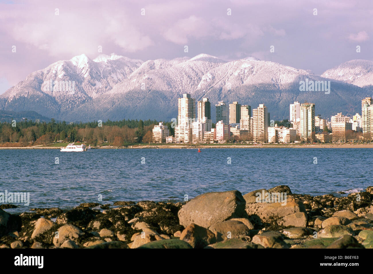 British columbia scenery