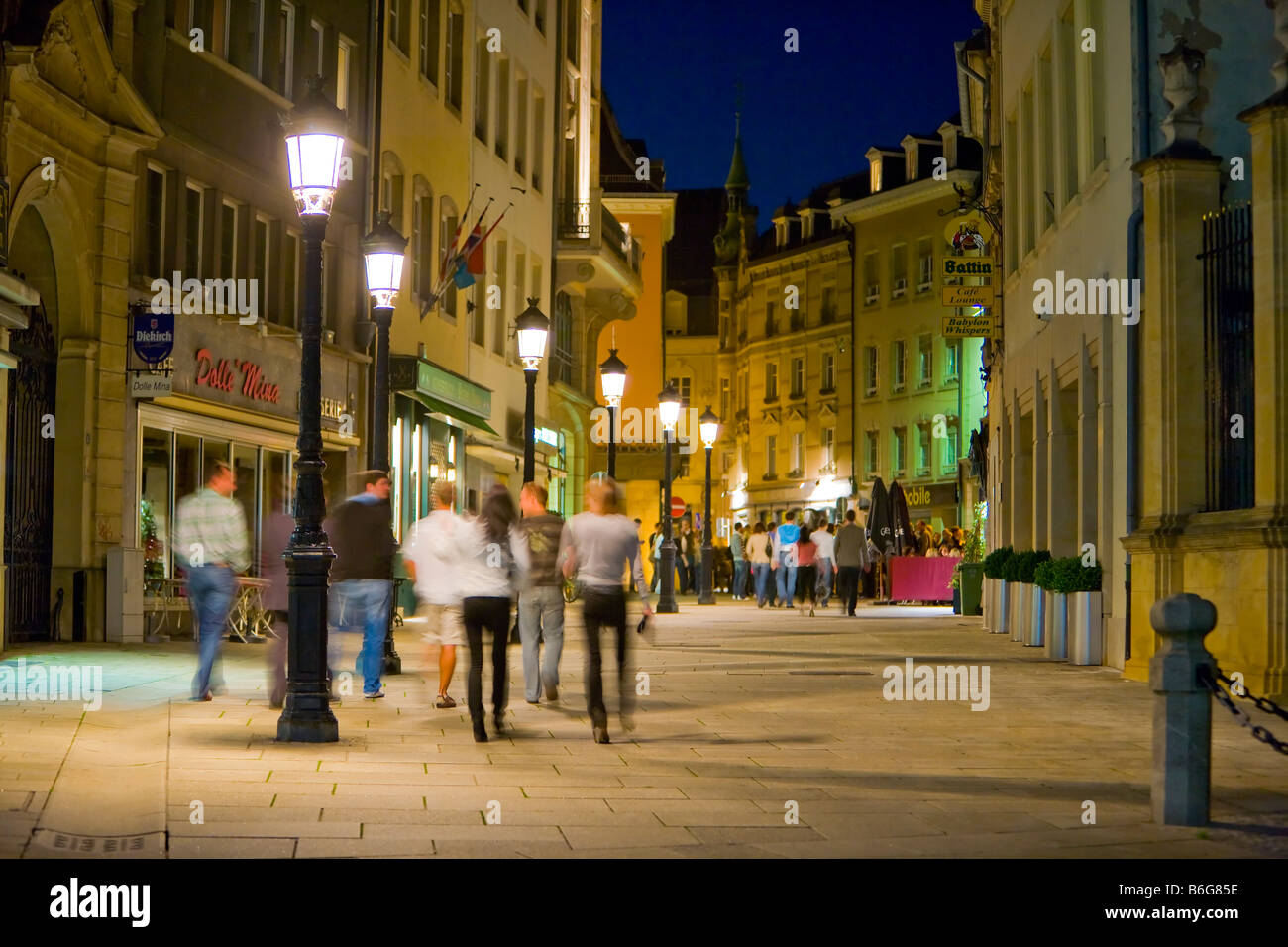 Luxembourg dating scene