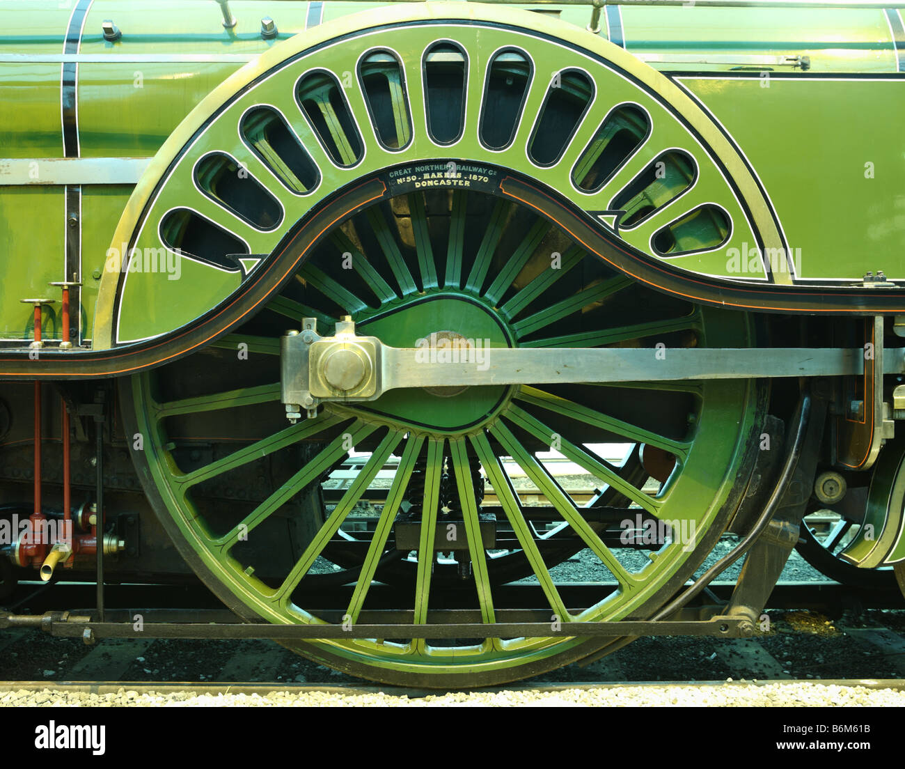 Steam Engine Wheel Driving : Examples of steam engines with asymmetrical driving wheels