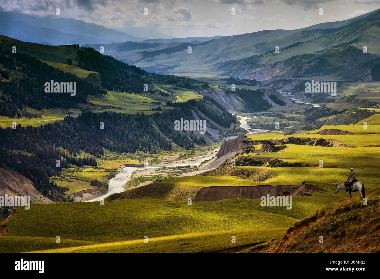 Image Gallery Kazakhstan Landscape