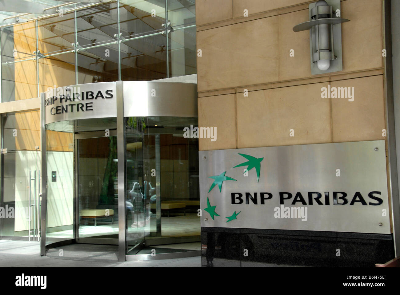 959 #91793A Front Door Of BNP Paribas Centre Sydney Australia Stock Photo Royalty  pic Front Doors Australia 41811300