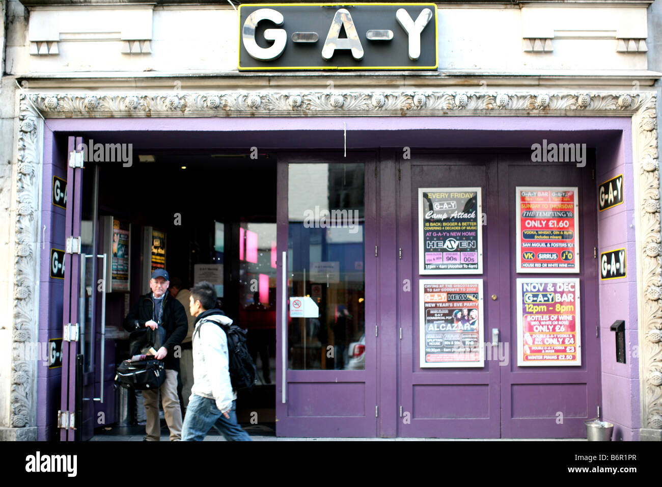 Old compton street gay
